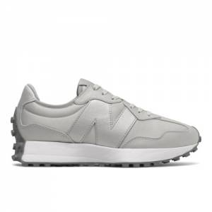New Balance 327 Women's Lifestyle Shoes - Grey / Silver (WS327MT1)