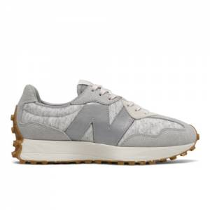 New Balance 327 Women's Lifestyle Shoes - Grey (WS327WS)