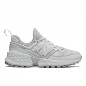 New Balance 574 Sport Women's Sport Style Shoes - White (WS574FSC)