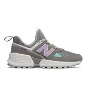 New Balance 574 Sport Women's Sport Style Shoes - Grey (WS574PRC)