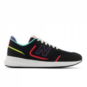 New Balance X-70 Women's Lifestyle Shoes - Black (WSX70FB1)