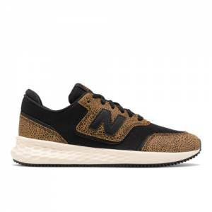 New Balance X-70 Women's Sport Style Shoes - Yellow / Black (WSX70THD)