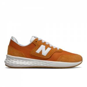 New Balance Fresh Foam X70 Women's Sport Style Shoes - Orange (WSX70YQ)