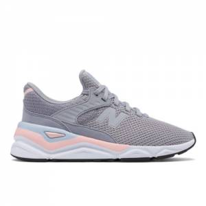 New Balance X-90 Women's Sport Style Shoes - Grey (WSX90CLG)