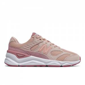 New Balance Reformation X-90 Reconstructed Women's Sport Style Shoes - Pink (WSX90REC)