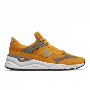 New Balance X-90 Reconstructed Women's Sport Style Shoes - Gold Rush (WSX90RLC)