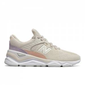 New Balance X-90 Women's Sport Style Shoes - Off White (WSX90TXA)