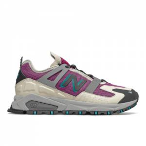 New Balance XRCT Women's Sport Style Shoes - Off White / Pink (WSXRCTXA)