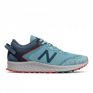 New Balance Fresh Foam Arishi Trail Women's Running Shoes - Blue (WTARISB1)