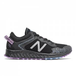 New Balance Fresh Foam Arishi Trail Women's Trail Running Shoes - Black (WTARISK1)