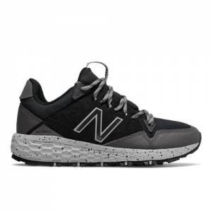 New Balance Fresh Foam Crag Trail Women's Trail Running Shoes - Black (WTCRGLB1)