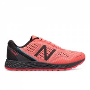 New Balance Fresh Foam Gobi Trail v2 Women's Neutral Cushioned Shoes - Vivid Coral / Black (WTGOBIF2)