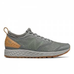 New Balance Fresh Foam Gobiv3 Women's Trail Running Shoes - Grey (WTGOBIG3)