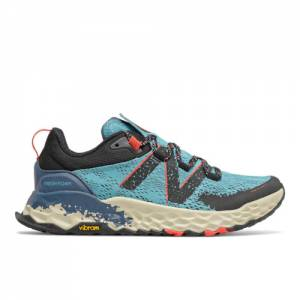 New Balance Fresh Foam Hierro v5 Women's Trail Running Shoes - Blue (WTHIERB5)