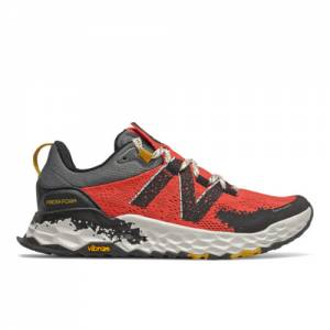 New Balance Fresh Foam Hierro v5 Women's Trail Running Shoes - Red (WTHIERR5)