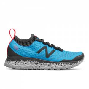 New Balance Fresh Foam Hierro v3 Women's Running Shoes - Blue (WTHIERV3)
