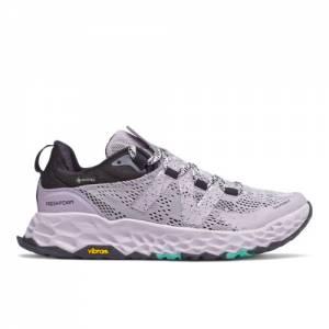 New Balance Fresh Foam Hierro v5 GTX Women's Trail Running Shoes - Purple (WTHIERX5)