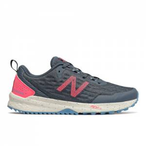 New Balance NITREL v3 Women's Running Shoes - Blue (WTNTRCC3)