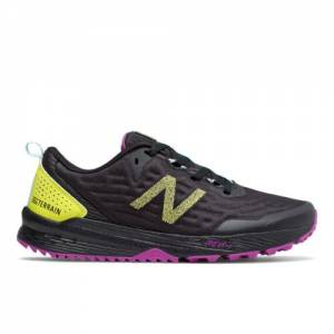 New Balance Nitrel v3 Women's Trail Running Shoes - Dark Violet (WTNTRLP3)