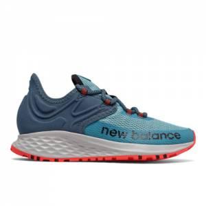 New Balance Fresh Foam Roav Trail Women's Running Shoes - Blue (WTROVRW)