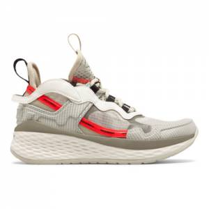 New Balance Fresh Foam More Hi Women's Running Shoes - White (WTRP2WO)