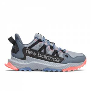 New Balance Shando Women's Hiking & Trail Running Shoes - Grey (WTSHAMG)