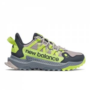 New Balance Shando Women's Hiking, Trail Running Shoes - Purple / Green (WTSHAML)