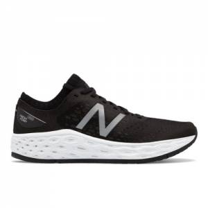 New Balance Fresh Foam Vongo v4 Women's Stability Running Shoes - Black (WVNGOBK4)