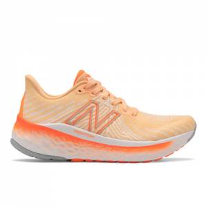New Balance Fresh Foam X Vongo v5 Women's Running Shoes - Orange (WVNGOBM5)