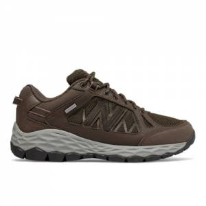 New Balance 1350 Women's Trail Walking Shoes - Brown (WW1350WC)