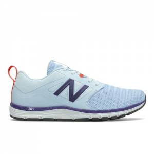 New Balance 577v5 Women's Training Shoes - Blue / Purple (WX577US5)
