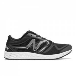 New Balance Fresh Foam 822v3 Trainer Women's Cross-Training Shoes - Black / Silver (WX822BK3)