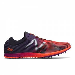 New Balance XC5Kv4 Women's Track Spikes Shoes - Red / Purple (WXC5KBR4)