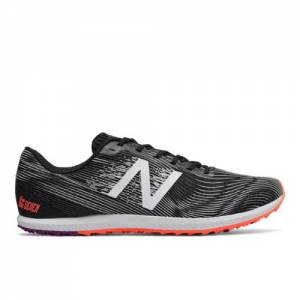 New Balance XC Seven Spikeless Women's Racing Flats Shoes - Black (WXCR7BP)