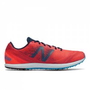 New Balance XC Seven Women's Track Spikes Shoes - Red (WXCS7PB)