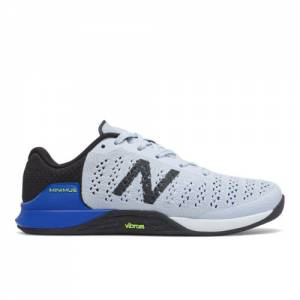 New Balance Minimus Prevail Women's Cross-Training Shoes - Grey / Blue (WXMPRG1)