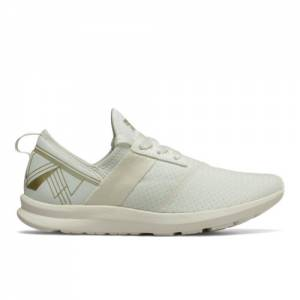 New Balance FuelCore Nergize Geo Metallic Women's Shoes - Off White (WXNRGWH)