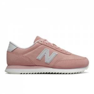 New Balance 501 Ripple Sole Women's Running Classics Shoes - Pink (WZ501NRE)