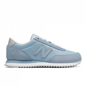 New Balance 501 Heritage Women's Running Classics Sneakers Shoes - Sky Blue (WZ501PCA)
