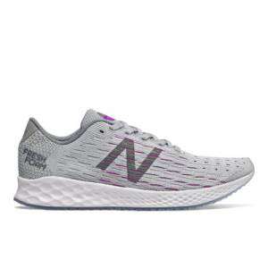 New Balance Fresh Foam Zante Pursuit Women's Running Shoes - Grey (WZANPWV)