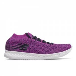 New Balance Fresh Foam Zante Solas Women's Running Shoes - Violet (WZANSVV)