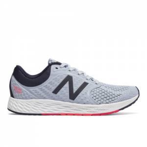 New Balance Fresh Foam Zante v4 Women's Neutral Cushioned Shoes - Light Blue (WZANTIB4)