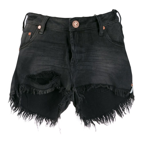 "OneTeaspoon Denim Cutoff Shorts ""Bonita"""