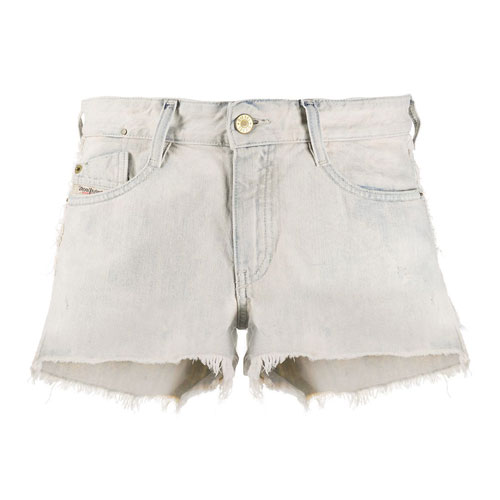"""Diesel Women's Denim Shorts """"Cutoffs"""""""