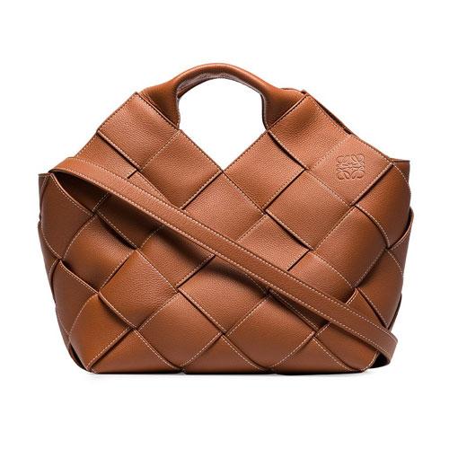 """Loewe Tote Bag """"Woven Basket"""""""