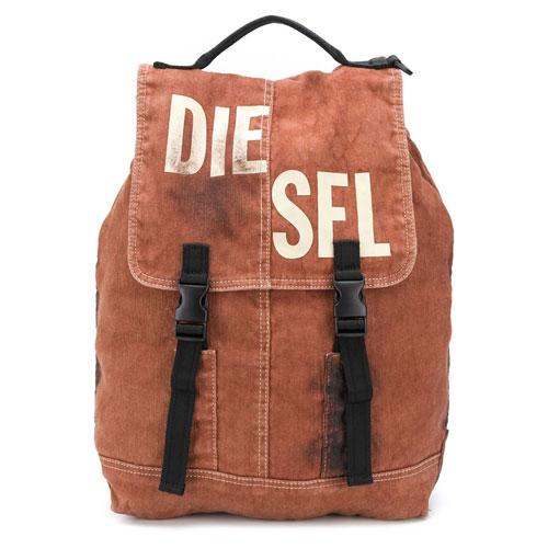 """Diesel Backpack """"Logo"""""""