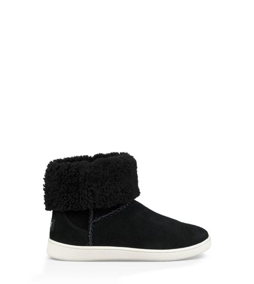 UGG Women's Mika Classic Sneaker Suede