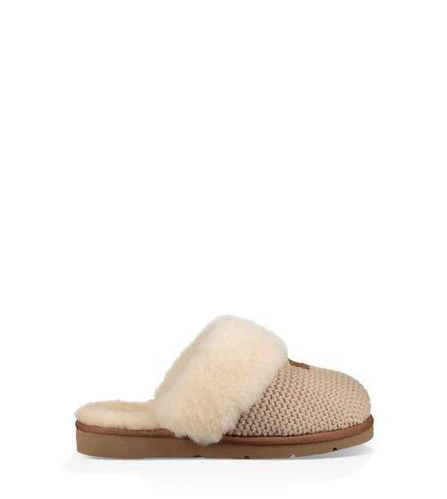 UGG Women's Cozy Knit Slipper Cotton Blend