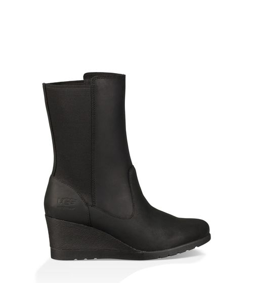 UGG Women's Coraline Boot Leather