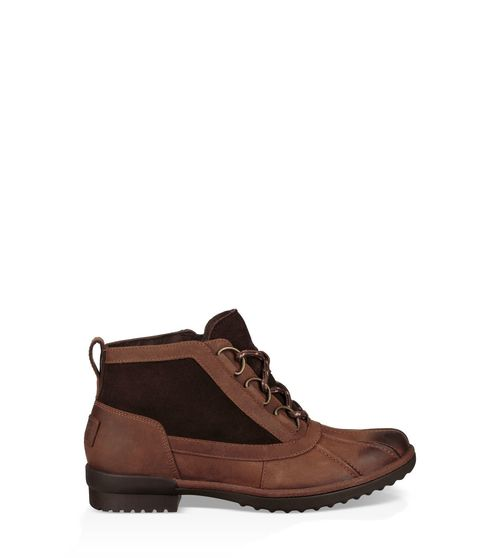 UGG Women's Heather Boot Leather